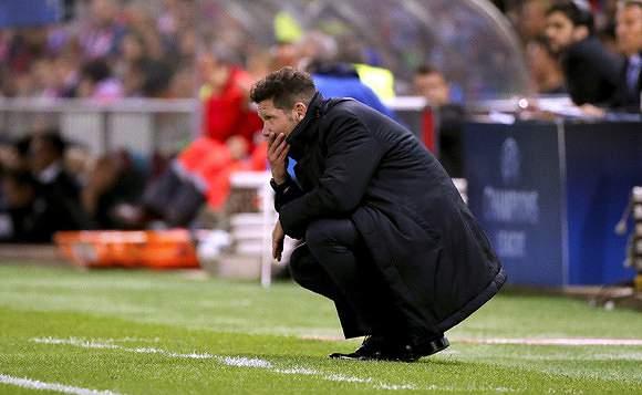 Simeone resignado