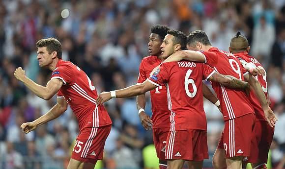 Bayern Munique vai tentar o título mais uma vez