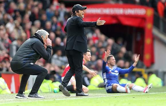 A velha visão de Mourinho