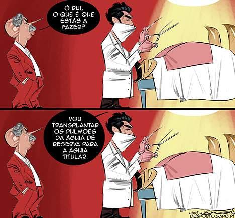 O transplante