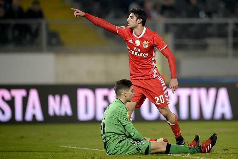 V. Guimarães - Benfica