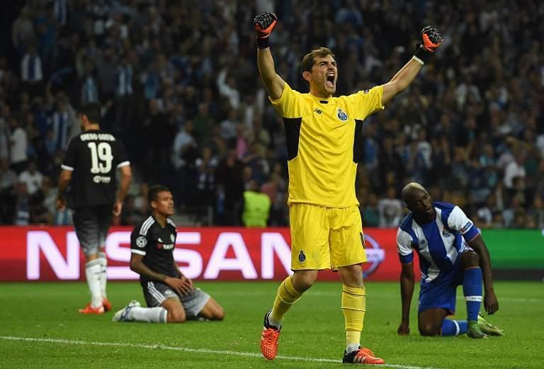 "Casillas passou a ser o senhor ""Champions"""