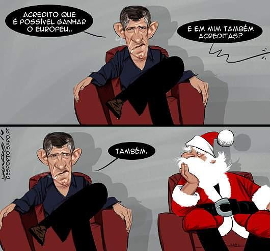 A crença do Fernando