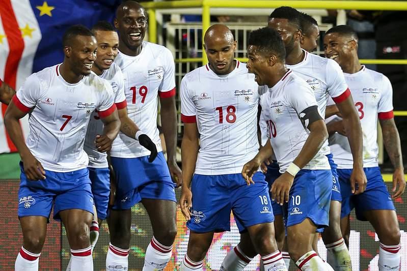 Portugal perde com Cabo Verde