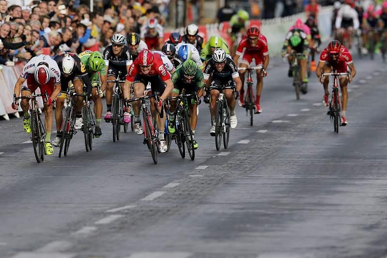 A última etapa da Volta a França 2015