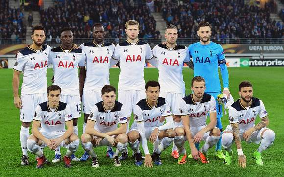 2.º lugar vale apuramento ao Tottenham
