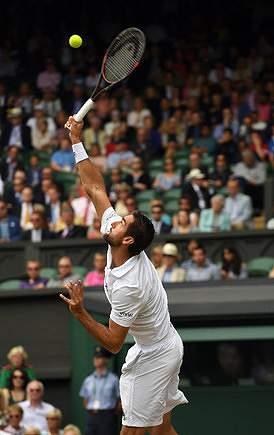 Wimbledon de olhos postos