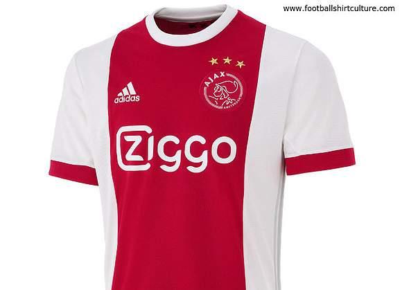 Camisola principal do Ajax