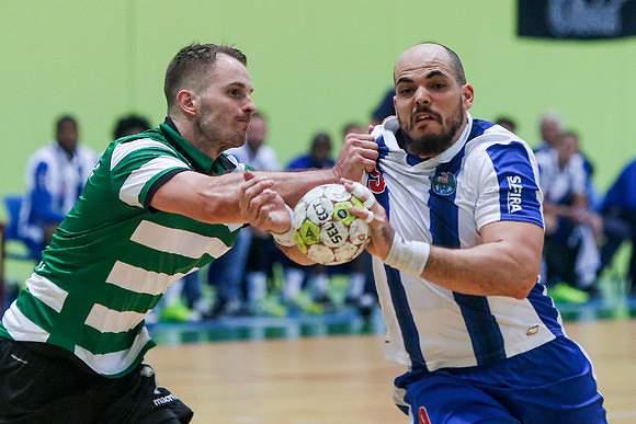 Sporting ganhou FC Porto no Andebol