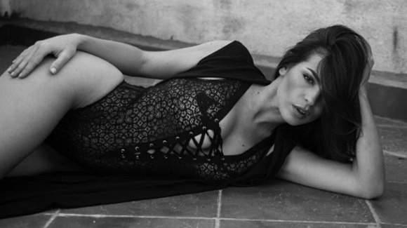 Carmen Muñoz, a morena que encantou Isco