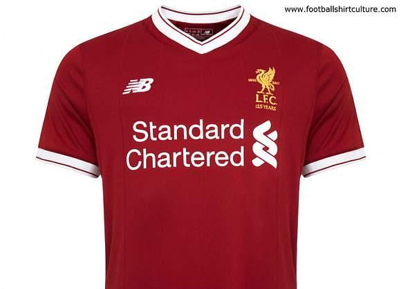 Camisola principal do Liverpool