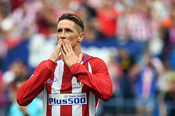 Fernando Torres  - Atlético - Avançado