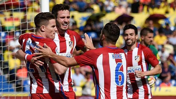 6. Atletico Madrid - 578,5 milhões de euros