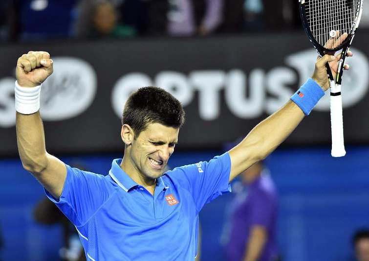 Djokovic vence Open da Austrália