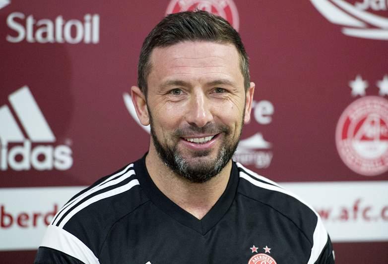 Derek McInnes - Aberdeen