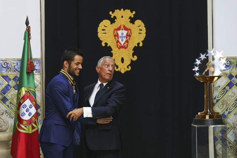 Capitão João Rodrigues e o Presidente