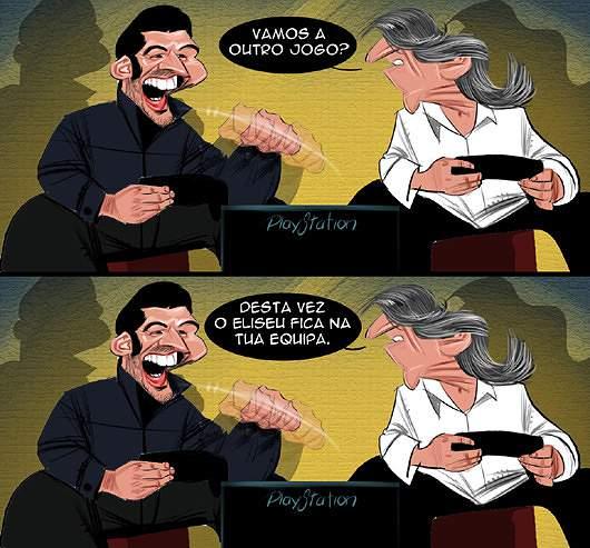 Só na PlayStation
