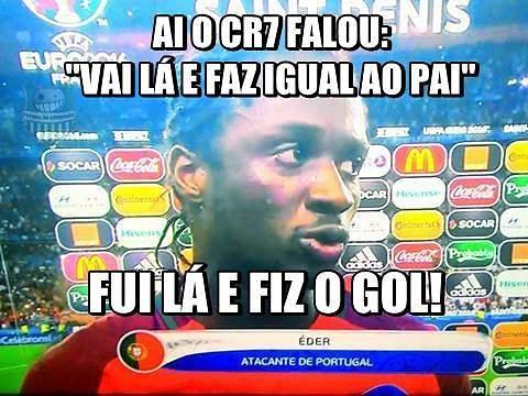 Os memes do Portugal 1-0 França