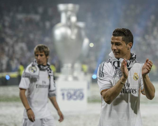 Segunda Liga dos Campeões (24/05/14)