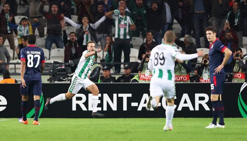 LE: Konyaspor - SC Braga
