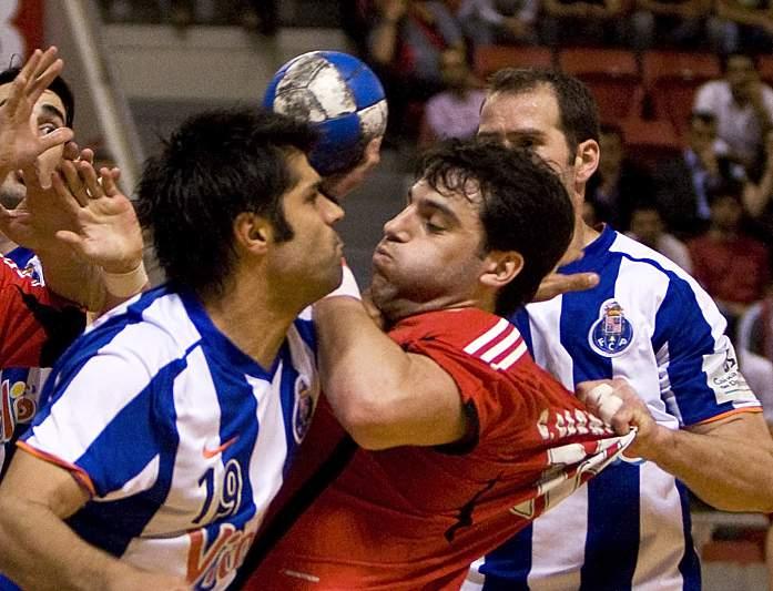 Liga (Final, 4º jogo): Benfica - FC Porto
