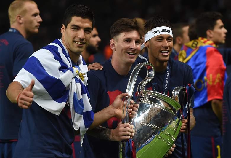 Junho: Barcelona conquista Liga dos Campeões