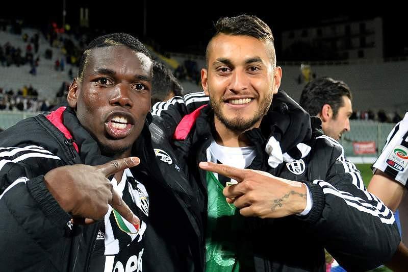 Pogba festeja mais um título da Juve