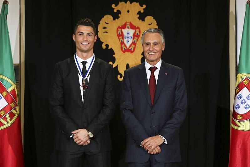 Grande-oficial da Ordem do Infante (2014)