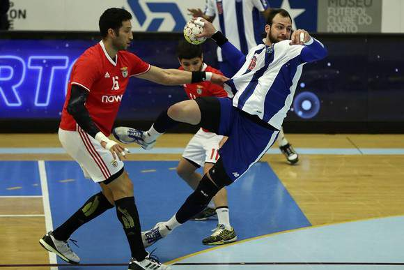 FC Porto mais forte no clássico de andebol