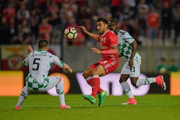 28.ª J: Moreirense - Benfica