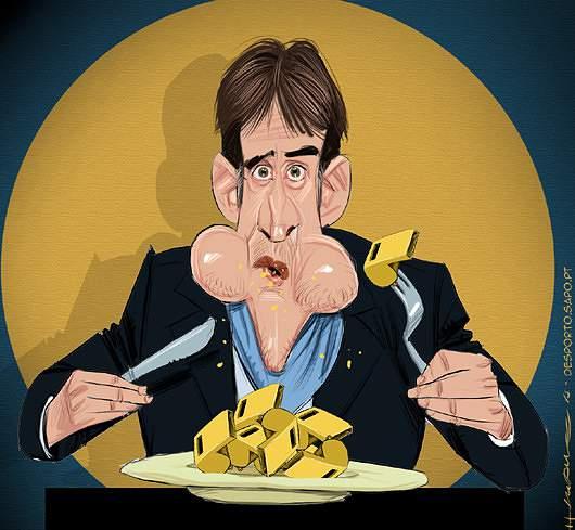A dieta das derrotas