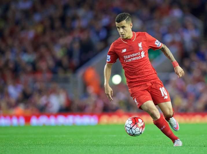 5: Coutinho, Liverpool- 704 mil euros/mês