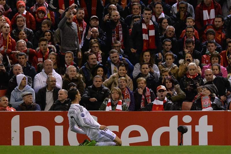 Junho: Golo de Ronaldo eleito melhor da Champions
