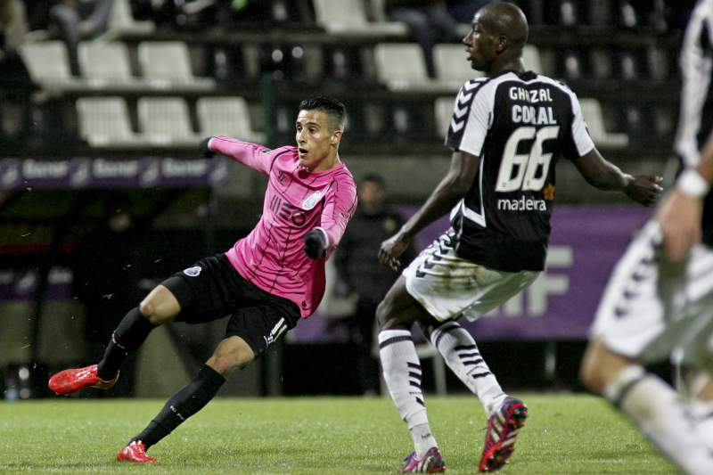 FC Porto travado pelo Nacional