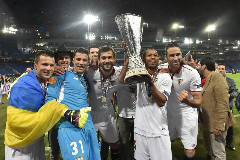 Sevilha volta a vencer a Liga Europa