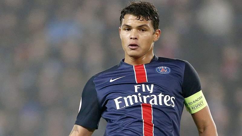 Thiago Silva - 1,1 milhões de euros