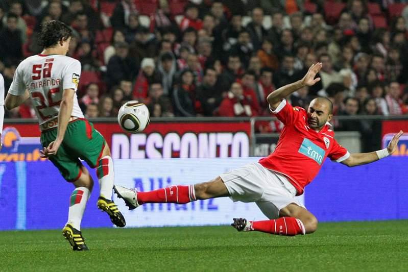 Benfica x Marítimo