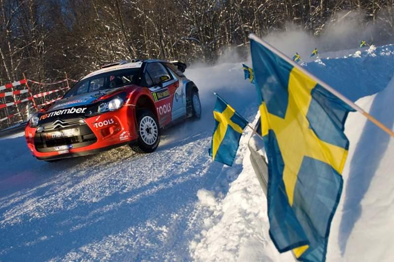 Rali Suécia 2011