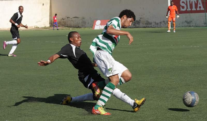 Sporting X Académica Porto Novo
