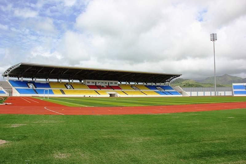 Estádio Nacional | Obra é entregue em Novembro