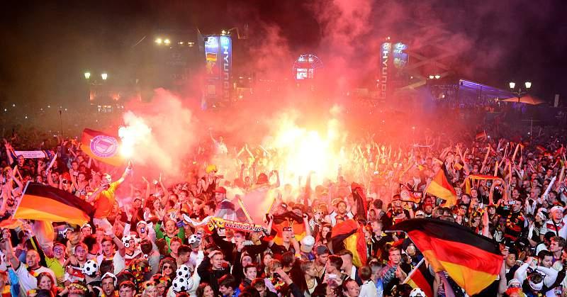 A festa alemã pelo Mundo