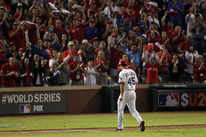 Basebol - World Series 2011