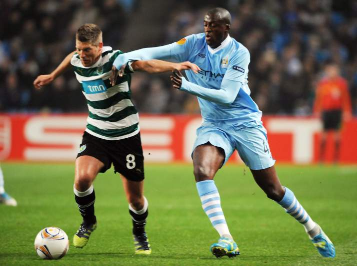 LE: Manchester City - Sporting