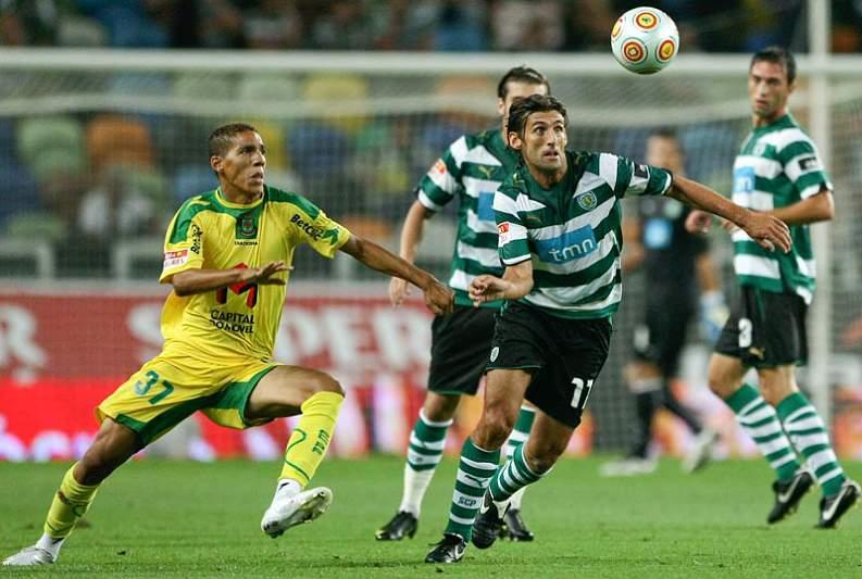 Sporting 1-0 P. Ferreira
