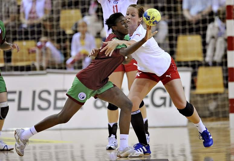 Mundial feminino: Portugal - Dinamarca