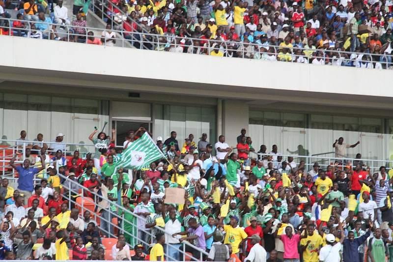 Final Taça Moçambique 2013: Fer. Beira-Chibuto