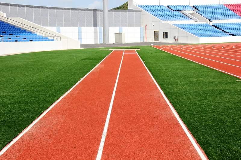 Estádio Nacional | Pista para salto em compriment