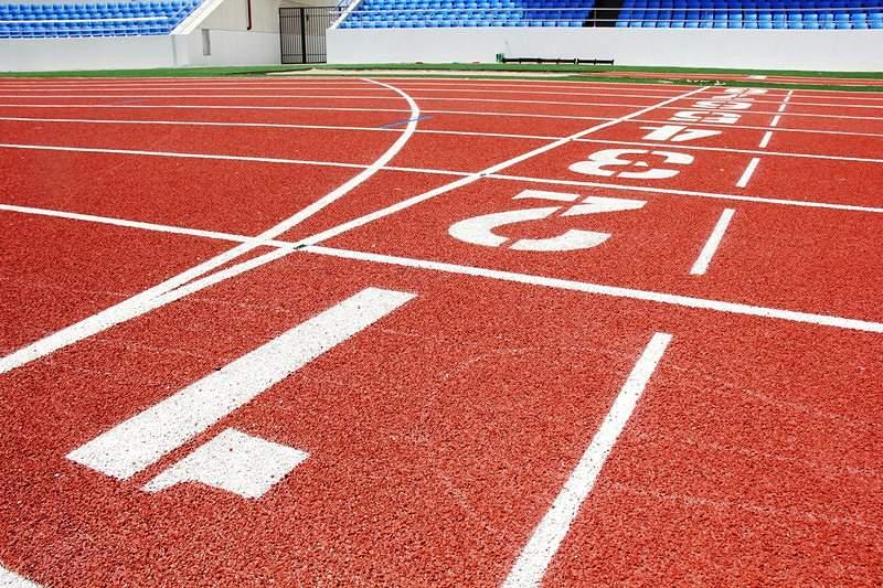 Estádio Nacional | Pista de atletismo