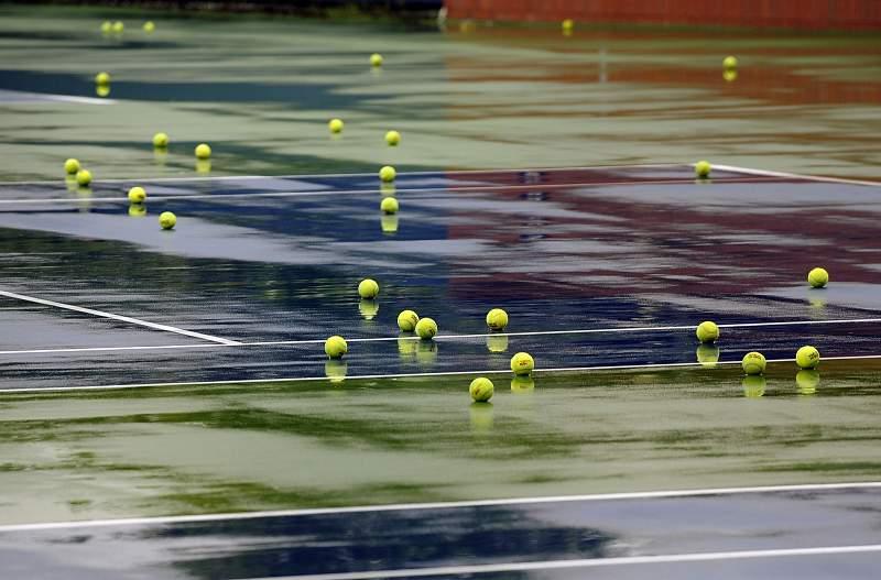 Chuva de bolas