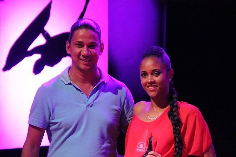 Elia Mendes, a Melhor do Desporto Adaptado